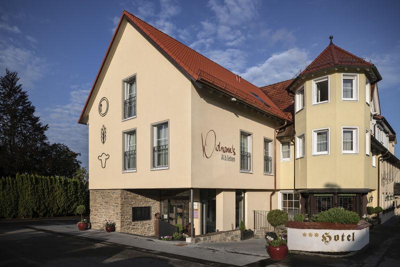 Widmann S Lowen Konigsbronn Hotel Restaurant C