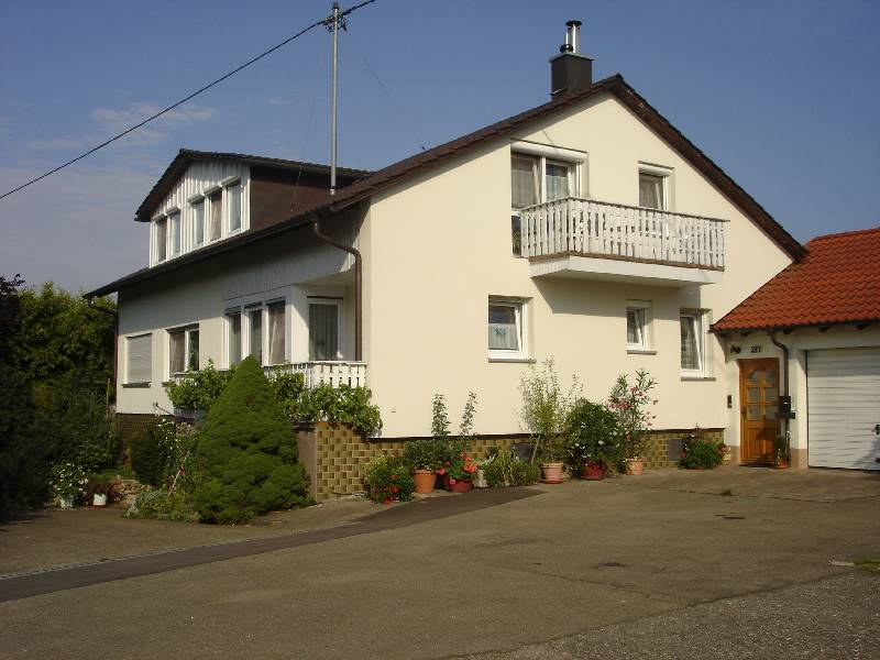 Pension weber neresheim privatzimmer c toubiz for Pension weber